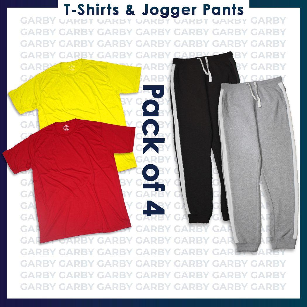 New Design - Pack 4trous+shirt
