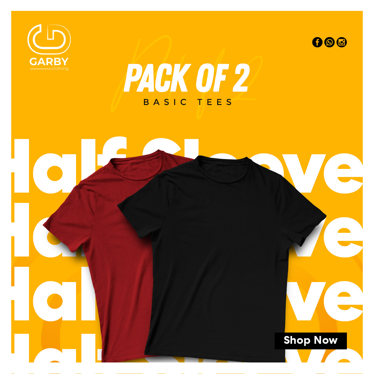 Pack-of-the-2-tees