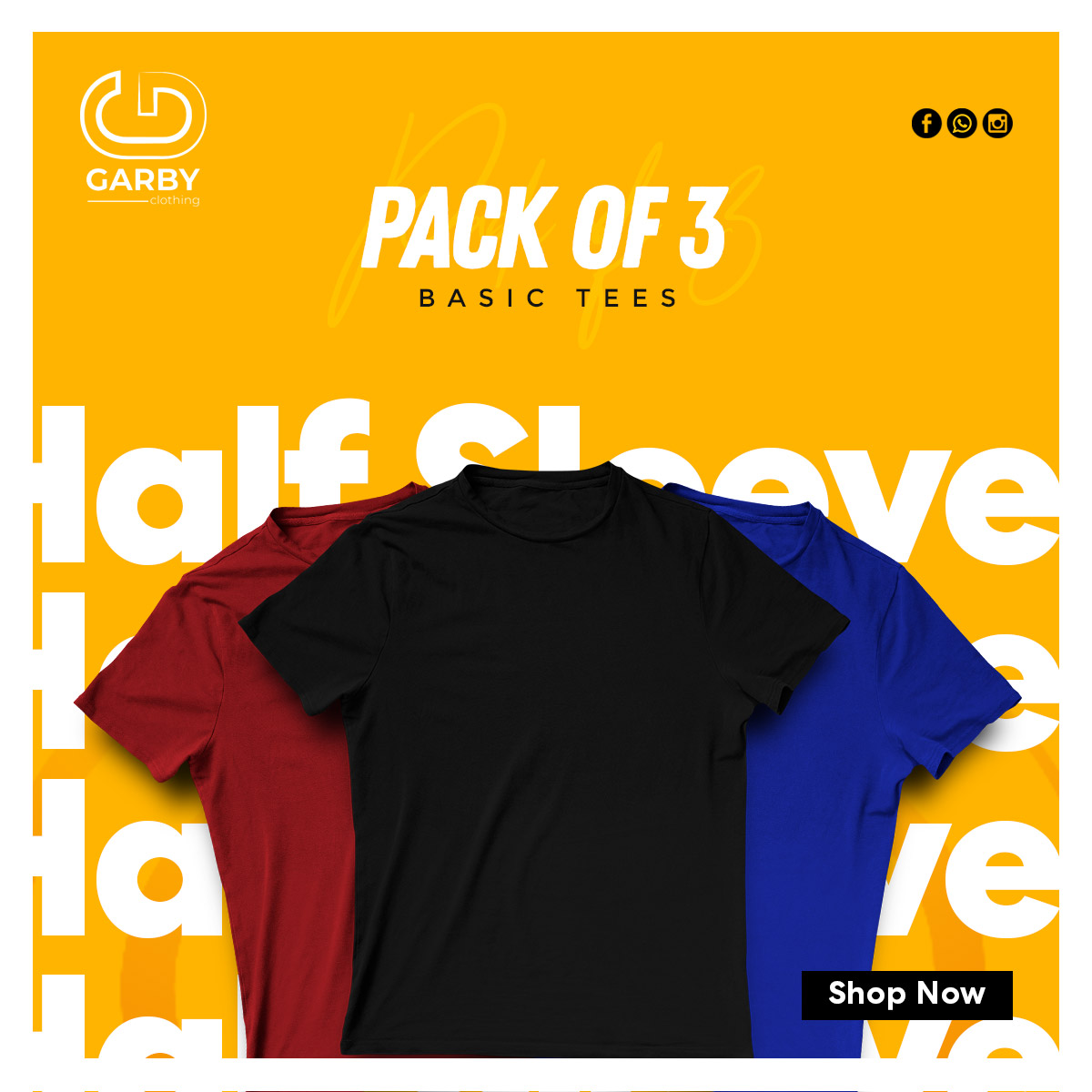 Pack-of-the-3-tees